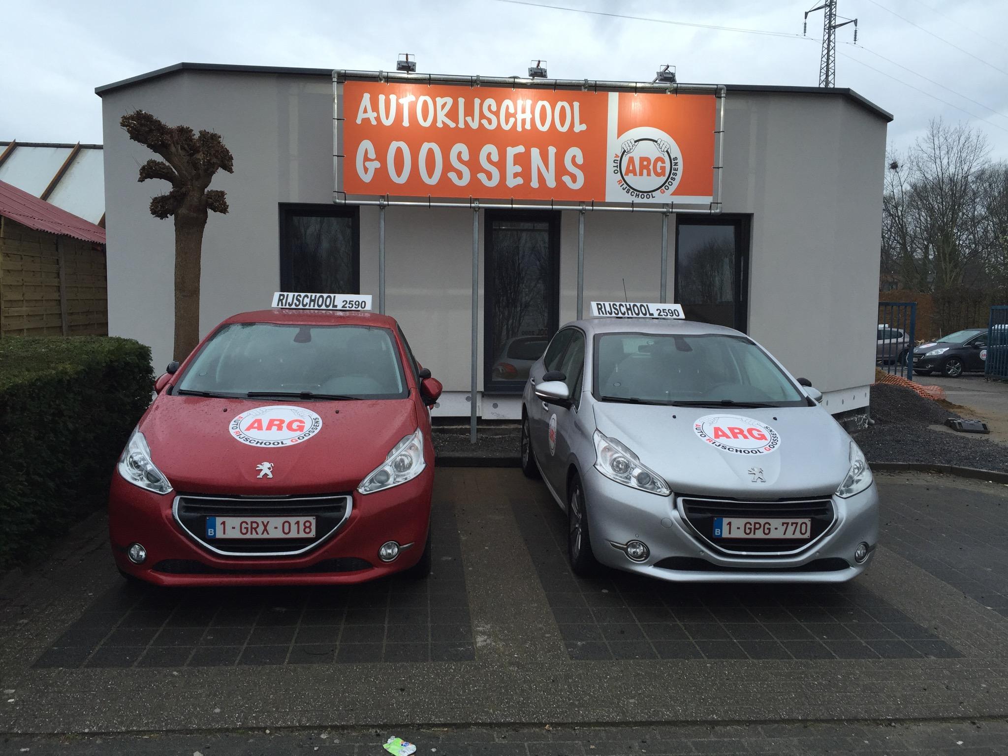 Autorijschool Goossens Heusden