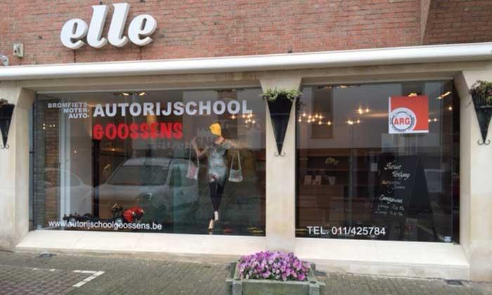 Autorijschool Beringen
